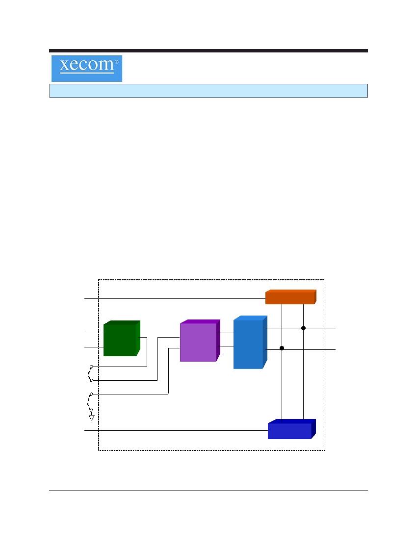 Cermetek Datasheet For Product Xe0002d