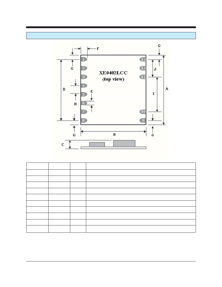 Cermetek Microelectronics Inc Telephone Line Interface Device Re A Hybrid 2 To 4 Wire Circuit Xe0402lcc